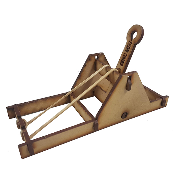 Photo of a Catapult