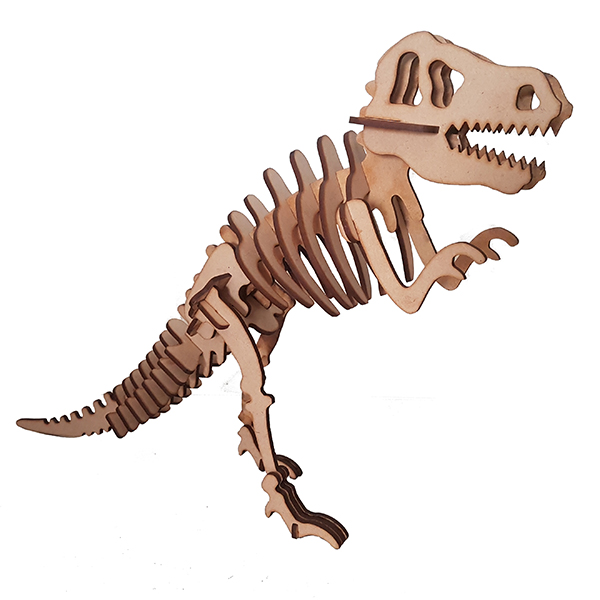 Photo of a dinosaur